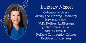 nurse graduation announcement