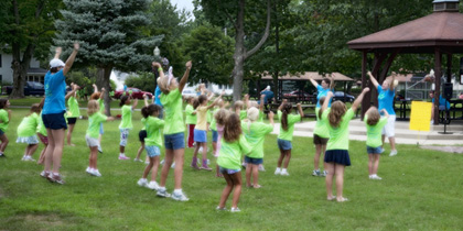 Sports camp in Wayland