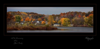 Fall Colors at Leach Lake