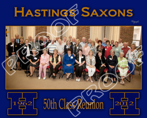 HHS class of 1962 in 2012