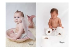baby session with props