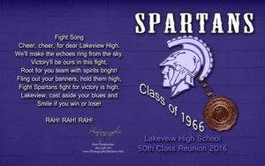 50th Reunion LHS