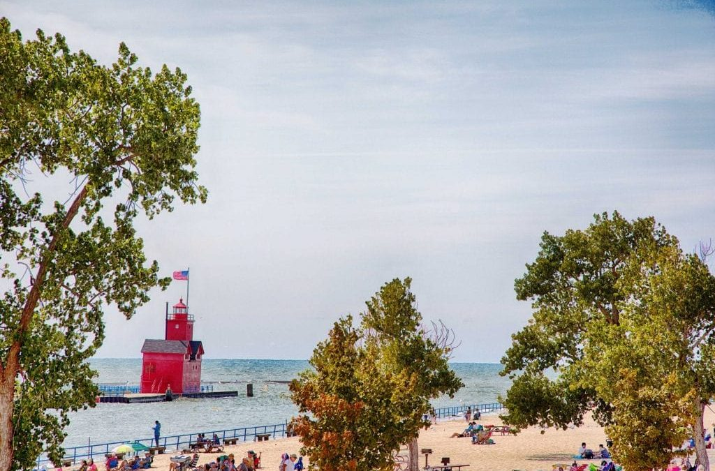 Holland State Park 2020