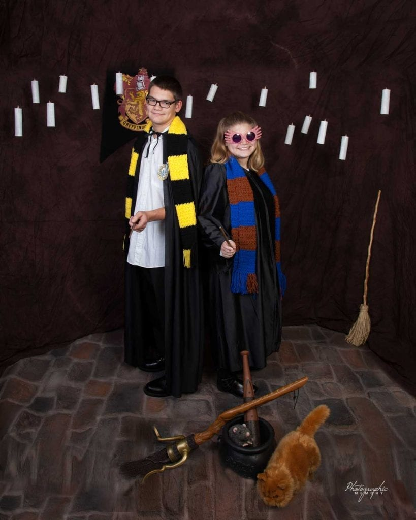 Halloween costumes for the family